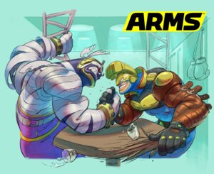 Rating: Questionable Score: 4 Tags: arms master_mummy max_brass nintendo User: fly24