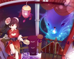 Rating: Safe Score: 12 Tags: chinadress momoshiki_tsubaki User: yumichi-sama