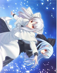 Rating: Safe Score: 7 Tags: len melty_blood takeuchi_takashi tsukihime type-moon white_len User: Anonymous