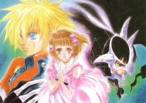 Rating: Safe Score: 2 Tags: inomata_mutsumi judas kyle_dunamis reala tales_of tales_of_destiny User: Radioactive