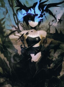 Rating: Safe Score: 53 Tags: black_rock_shooter black_rock_shooter_beast black_rock_shooter_(character) huke screening vocaloid User: animeprincess