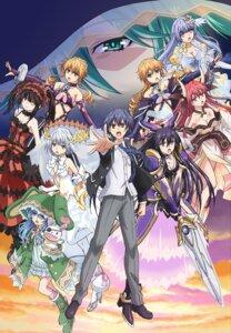 Rating: Safe Score: 45 Tags: armor cleavage date_a_live date_a_live_iii dress gothic_lolita heels heterochromia itsuka_kotori itsuka_shidou izayoi_miku lolita_fashion natsumi_(date_a_live) no_bra possible_duplicate sword tobiichi_origami tokisaki_kurumi watanabe_kouji yamai_kaguya yamai_yuzuru yatogami_tooka yoshino_(date_a_live) User: charunetra