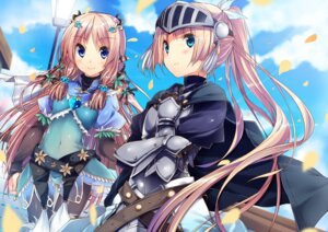 Rating: Safe Score: 37 Tags: armor kuwashima_rein rune_factory_4 User: 椎名深夏