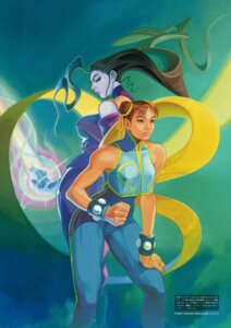 Rating: Safe Score: 5 Tags: bodysuit chun_li dai-chan digital_version rose street_fighter_zero User: Radioactive