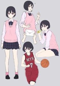 Rating: Safe Score: 14 Tags: basketball ochiai_miyabi seifuku sweater uniform User: saemonnokami