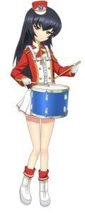 Rating: Safe Score: 15 Tags: girls_und_panzer reizei_mako tagme uniform User: shiomiyashiori@