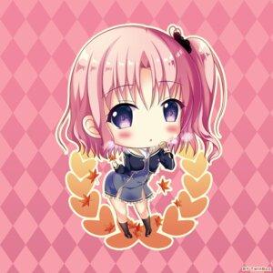 Rating: Safe Score: 15 Tags: chibi izumi_kaori_(twinbox) seifuku twinbox twinbox_school User: zyll
