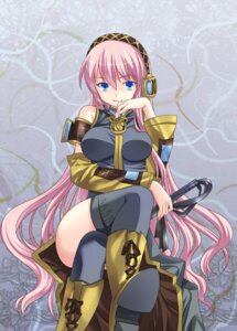 Rating: Safe Score: 20 Tags: megurine_luka pico_(artist) thighhighs vocaloid User: Radioactive