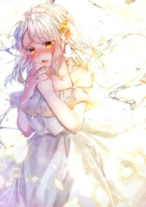 Rating: Safe Score: 8 Tags: breast_hold dress sapphire_(artist) User: whitespace1