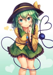Rating: Safe Score: 36 Tags: komeiji_koishi snowcanvas touhou User: Mr_GT