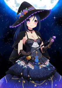Rating: Safe Score: 35 Tags: cleavage dress hey_xander love_live!_sunshine!! matsuura_kanan witch User: Mr_GT