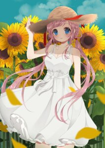 Rating: Safe Score: 31 Tags: cleavage dress summer_dress usamochi_(7290381) User: Mr_GT