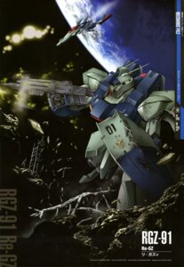 Rating: Safe Score: 5 Tags: char's_counterattack gun gundam mecha shino_masanori User: Radioactive