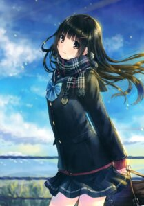 Rating: Safe Score: 132 Tags: kazuharu_kina seifuku sweater User: Twinsenzw