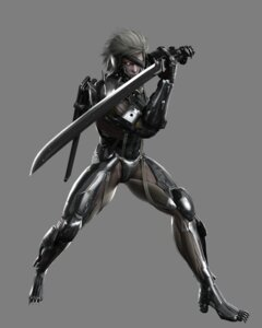 Rating: Safe Score: 14 Tags: armor cg eyepatch male metal_gear_rising raiden sword transparent_png User: Radioactive