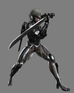 Rating: Safe Score: 14 Tags: armor cg eyepatch male metal_gear_rising raiden sword transparent_png User: Radioactive