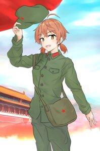 Rating: Safe Score: 14 Tags: koito_yuu tagme uniform yagate_kimi_ni_naru User: saemonnokami
