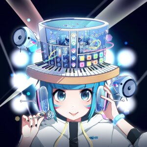 Rating: Safe Score: 26 Tags: headphones nou vocaloid User: 麻里子
