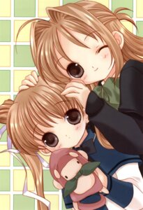 Rating: Safe Score: 6 Tags: iris_(visual_novel) sukita_miu sukita_yui tokumi_yuiko User: petopeto