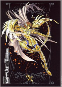 Rating: Safe Score: 7 Tags: future_studio male sagitarius_aioros saint_seiya User: Radioactive
