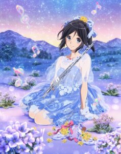 Rating: Safe Score: 69 Tags: dress hibike!_euphonium kasaki_nozomi see_through User: Kmeuh