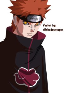 Rating: Safe Score: 3 Tags: male naruto pain signed vector_trace User: Davison