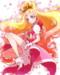 Rating: Safe Score: 14 Tags: dress go!_princess_pretty_cure haruno_haruka heels pretty_cure yupiteru User: cosmic+T5