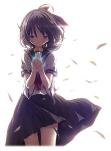 Rating: Safe Score: 68 Tags: amatsutsumi koku minazuki_hotaru purple_software seifuku User: moonian