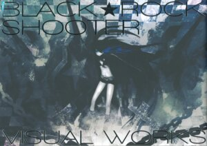 Rating: Safe Score: 16 Tags: black_rock_shooter black_rock_shooter_(character) huke vocaloid User: Radioactive