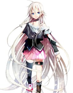 Rating: Safe Score: 61 Tags: akasaka_aka garter ia_(vocaloid) thighhighs vocaloid User: Monochromelody