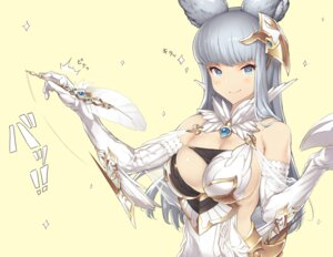 Rating: Safe Score: 69 Tags: armor granblue_fantasy korwa no_bra yn_red User: fairyren