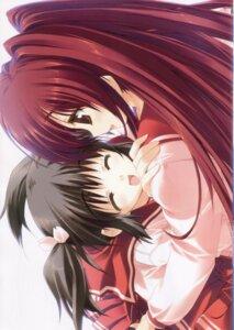 Rating: Safe Score: 3 Tags: kousaka_tamaki seifuku to_heart_2 to_heart_(series) yuzuhara_konomi User: Radioactive