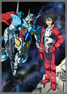 Rating: Safe Score: 12 Tags: bellri_zenam bodysuit digital_version gundam gundam_reconguista_in_g male mecha User: blooregardo