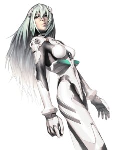 Rating: Safe Score: 57 Tags: ayanami_rei bodysuit iwai_ryo neon_genesis_evangelion User: Radioactive