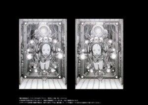 Rating: Safe Score: 2 Tags: mecha_musume monochrome tanaka_tatsuyuki User: Radioactive