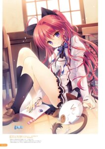 Rating: Safe Score: 57 Tags: digital_version inui_sana mashiroiro_symphony pannya seifuku tatekawa_mako User: Twinsenzw