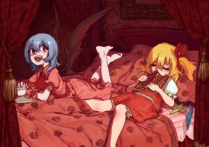 Rating: Safe Score: 4 Tags: flandre_scarlet momiji remilia_scarlet touhou User: Mr_GT