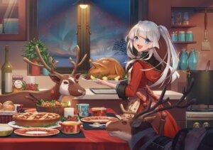 Rating: Safe Score: 31 Tags: christmas karesuki User: RyuZU