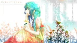 Rating: Safe Score: 22 Tags: dress hatsune_miku mariwai vocaloid User: DragonSushi