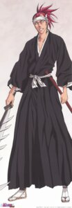Rating: Safe Score: 6 Tags: abarai_renji bleach male stick_poster sword User: charunetra