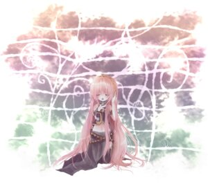 Rating: Safe Score: 8 Tags: megurine_luka ou vocaloid User: charunetra