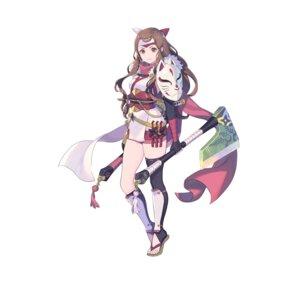 Rating: Questionable Score: 7 Tags: armor enkyo_yuuichirou fire_emblem fire_emblem_heroes fire_emblem_if hana_(fire_emblem) japanese_clothes ninja nintendo thighhighs weapon User: fly24