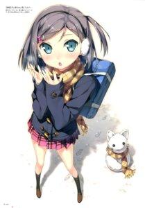 Rating: Safe Score: 57 Tags: hentai_ouji_to_warawanai_neko kantoku seifuku tsutsukakushi_tsukiko User: Twinsenzw