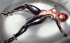 Rating: Explicit Score: 18 Tags: azu_(azzz) bodysuit bondage censored dildo heels megane open_shirt pussy tagme User: Mr_GT