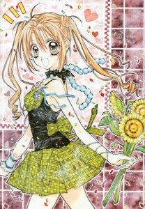Rating: Safe Score: 9 Tags: dress otomiya_haine shinshi_doumei_cross tanemura_arina User: syaoran-kun