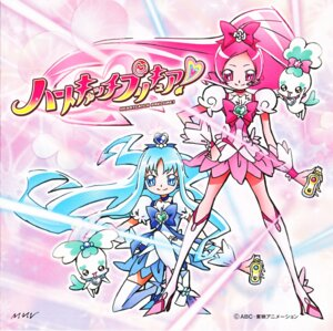 Rating: Safe Score: 6 Tags: coffret disc_cover hanasaki_tsubomi heartcatch_pretty_cure! kurumi_erika pretty_cure shypre thighhighs umakoshi_yoshihiko User: cosmic+T5