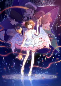 Rating: Safe Score: 39 Tags: card_captor_sakura daidouji_tomoyo garter kerberos kieta kinomoto_sakura li_syaoran wings yue User: animeprincess