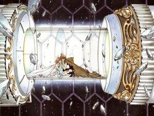 Rating: Safe Score: 14 Tags: clamp kinomoto_sakura li_syaoran tsubasa_reservoir_chronicle User: Radioactive