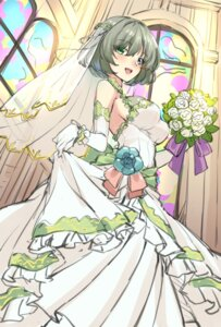 Rating: Safe Score: 24 Tags: dress heterochromia merufena sketch skirt_lift takagaki_kaede the_idolm@ster the_idolm@ster_cinderella_girls wedding_dress User: Mr_GT