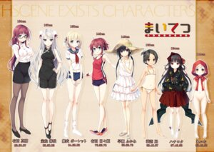 Rating: Questionable Score: 80 Tags: bandaid bikini breast_hold buruma cameltoe chinadress cura dress erect_nipples hachiroku hayase_fukami heels hinai_paulette houshou_kisaki loli lolita_fashion lose maebari maitetsu megane migita_hibiki migita_makura minokasa_nagi naked_cape pantyhose reina_(maitetsu) seifuku summer_dress swimsuits tan_lines wa_lolita User: moonian
